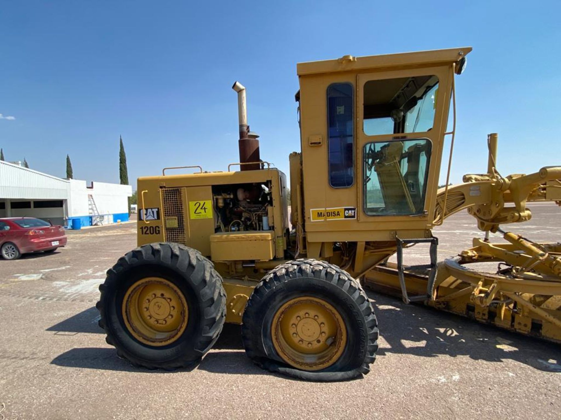 Caterpillar 120G Motor Grader, Serial number 87V09646, Motor number PQ883-2/07Z28983 - Image 19 of 61