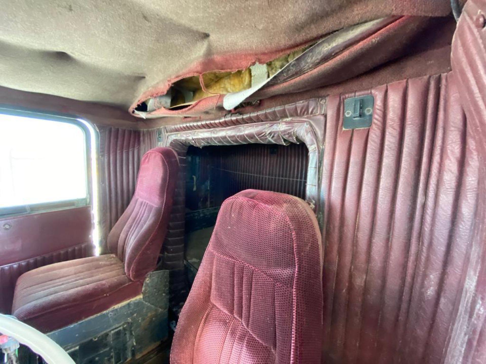 1983 Kenworth Dump Truck, standard transmission of 10 speeds, with Cummins motor - Image 63 of 68