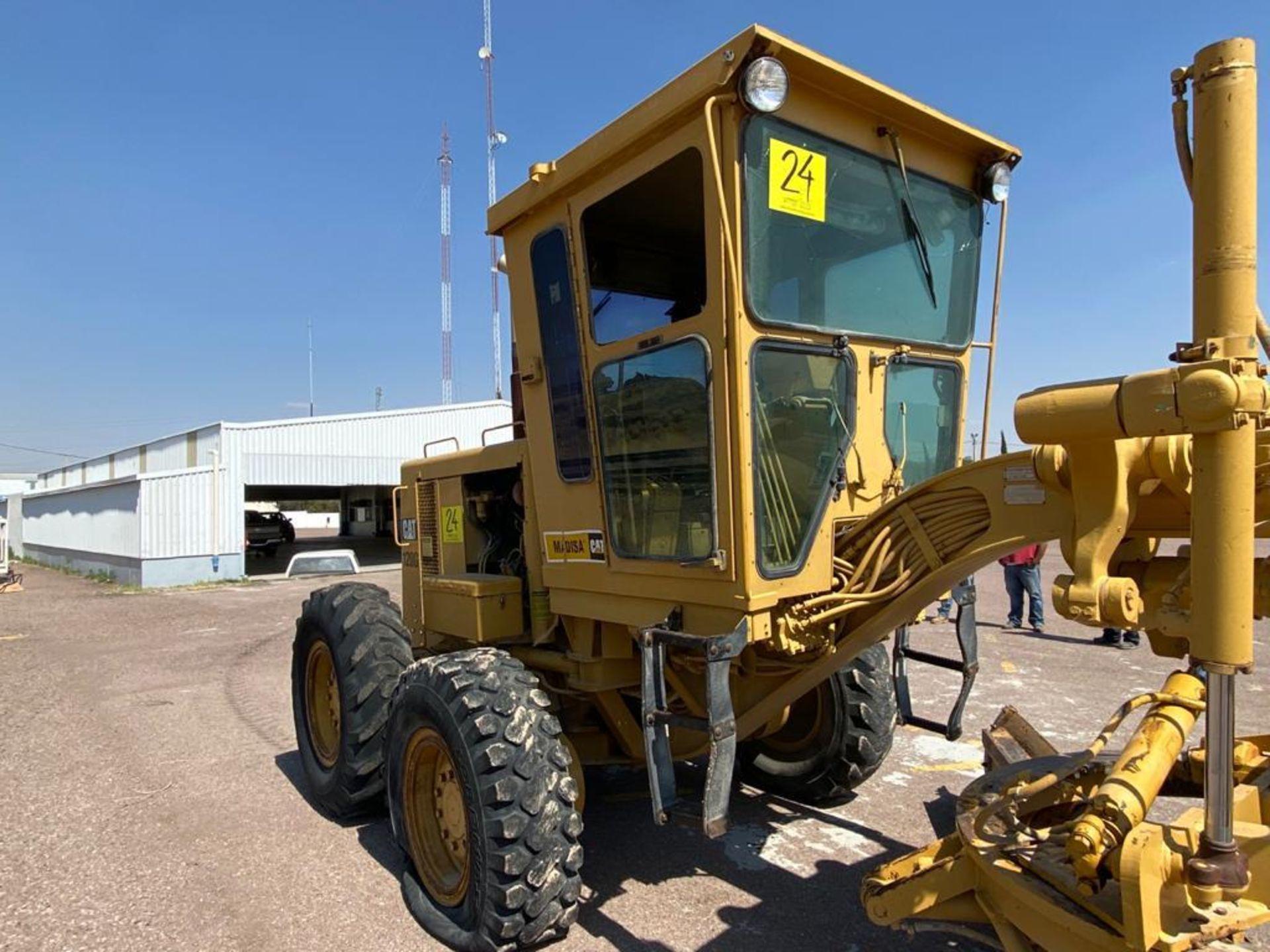 Caterpillar 120G Motor Grader, Serial number 87V09646, Motor number PQ883-2/07Z28983 - Image 21 of 61