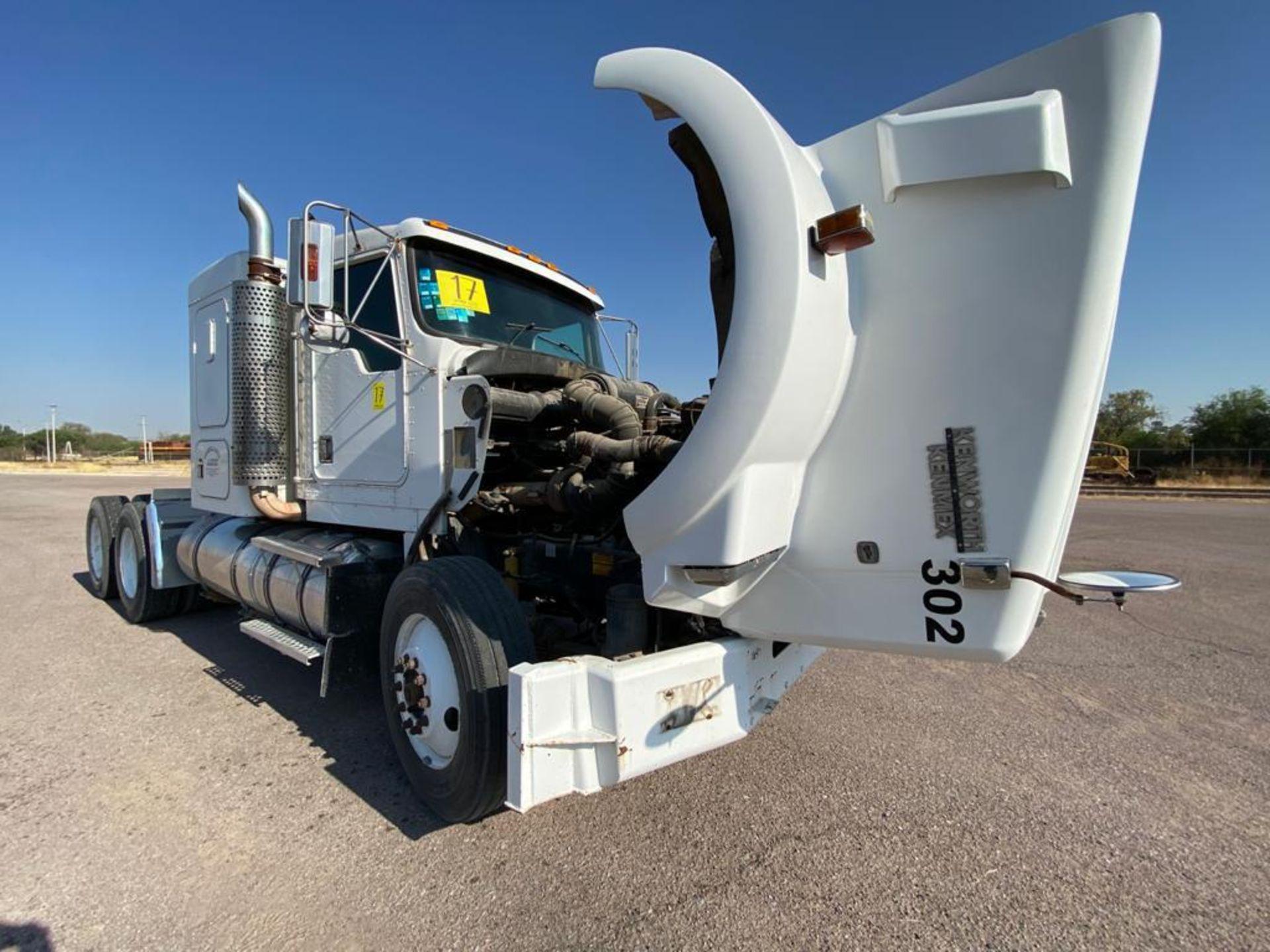 1998 Kenworth Sleeper Truck Tractor, standard transmission of 18 speeds - Image 41 of 55
