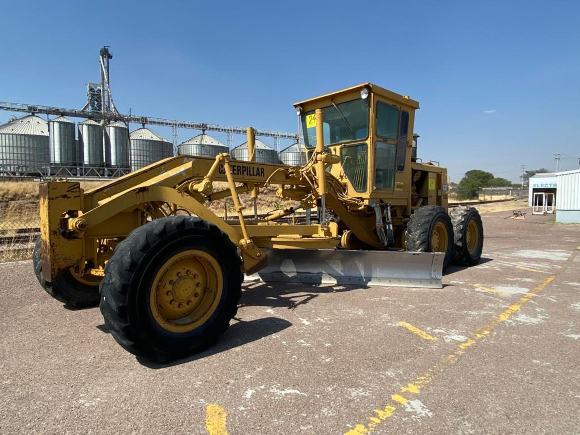 Caterpillar 120G Motor Grader, Serial number 87V09646, Motor number PQ883-2/07Z28983 - Image 7 of 61