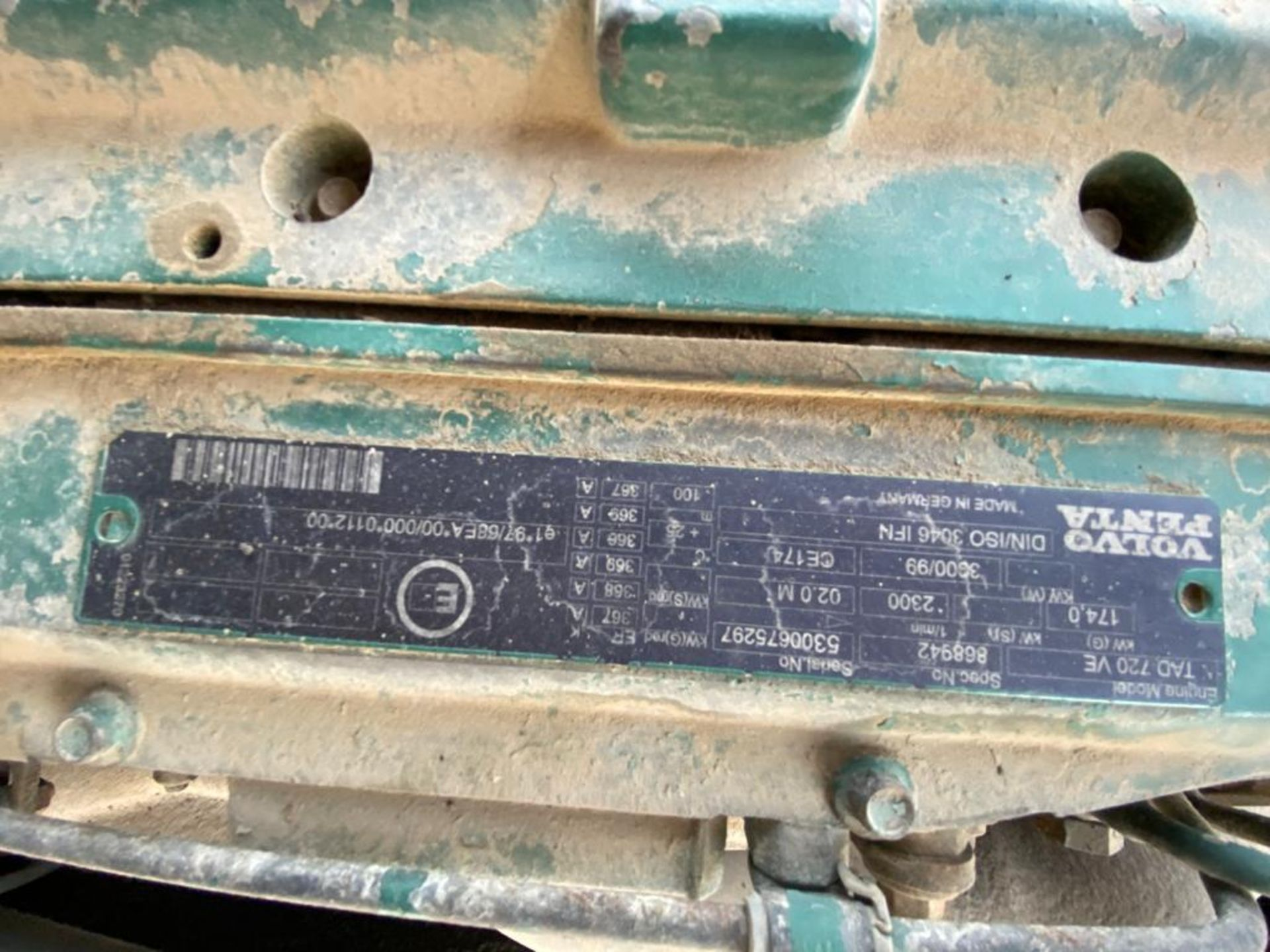 Terberg Capacity 2002 Terminal Tractor, automatic transmission, with Volvo motor - Image 56 of 57