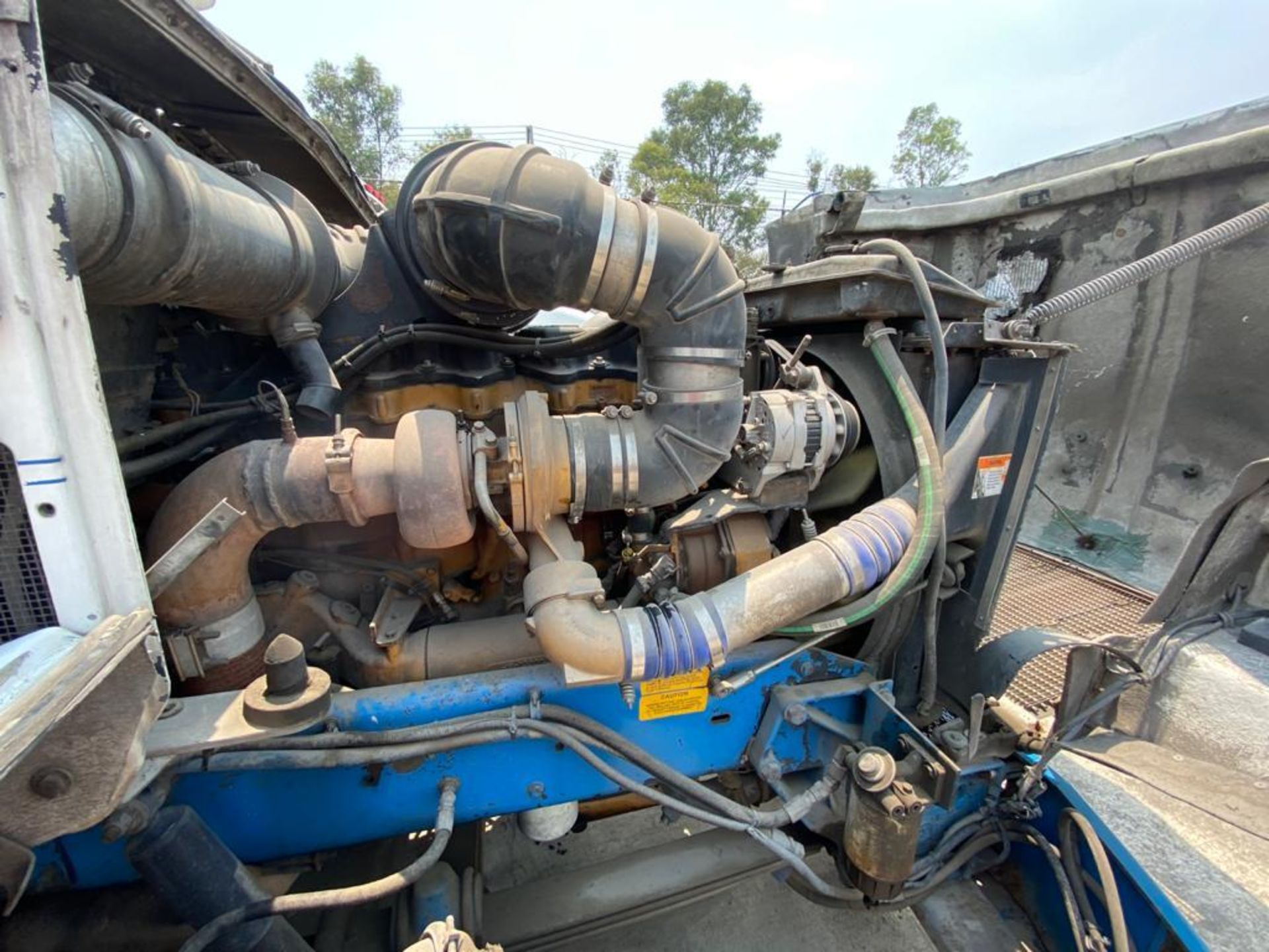 1999 Kenworth Sleeper truck tractor, standard transmission of 18 speeds - Image 70 of 70
