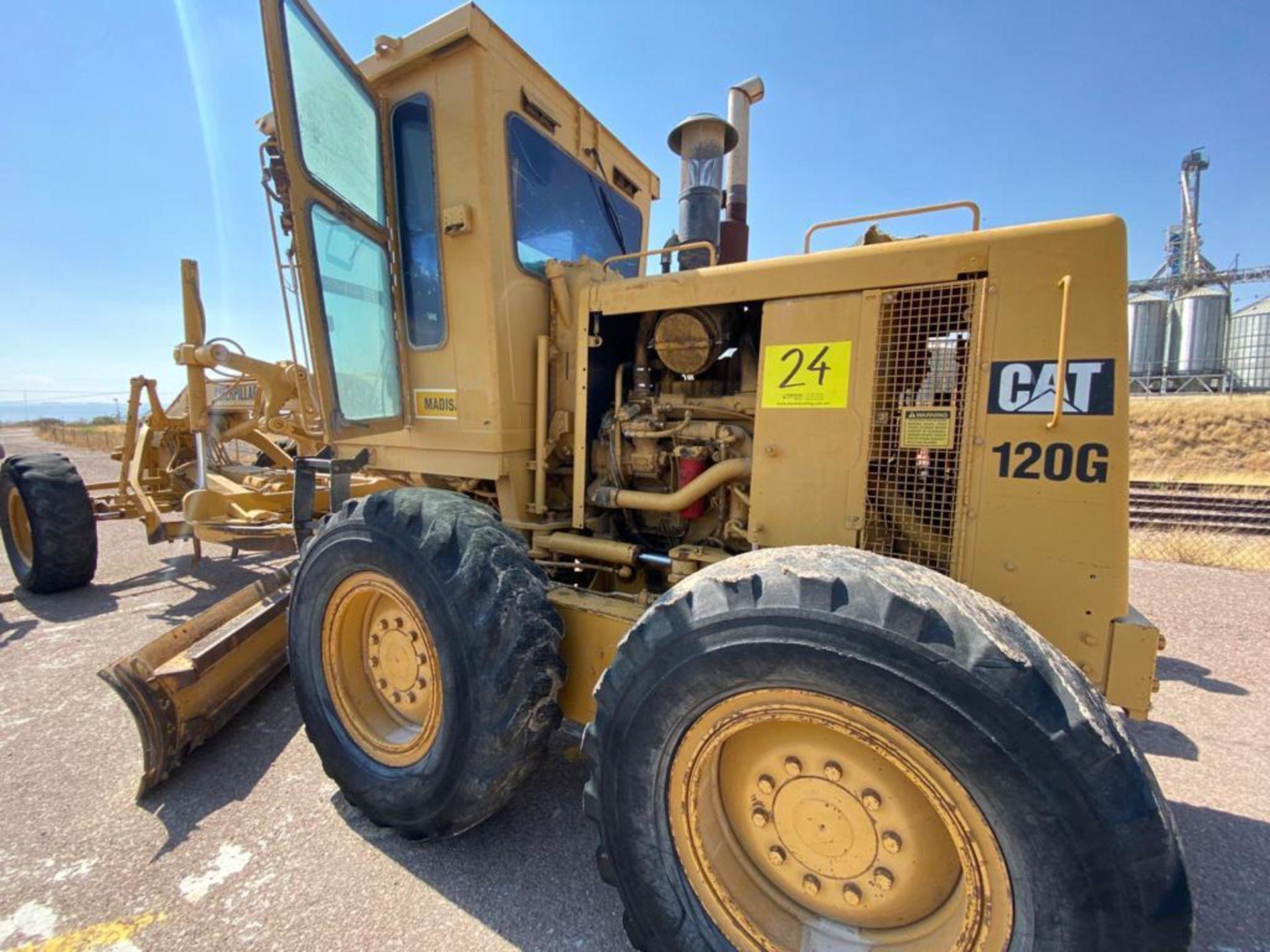 Caterpillar 120G Motor Grader, Serial number 87V09646, Motor number PQ883-2/07Z28983 - Image 47 of 61