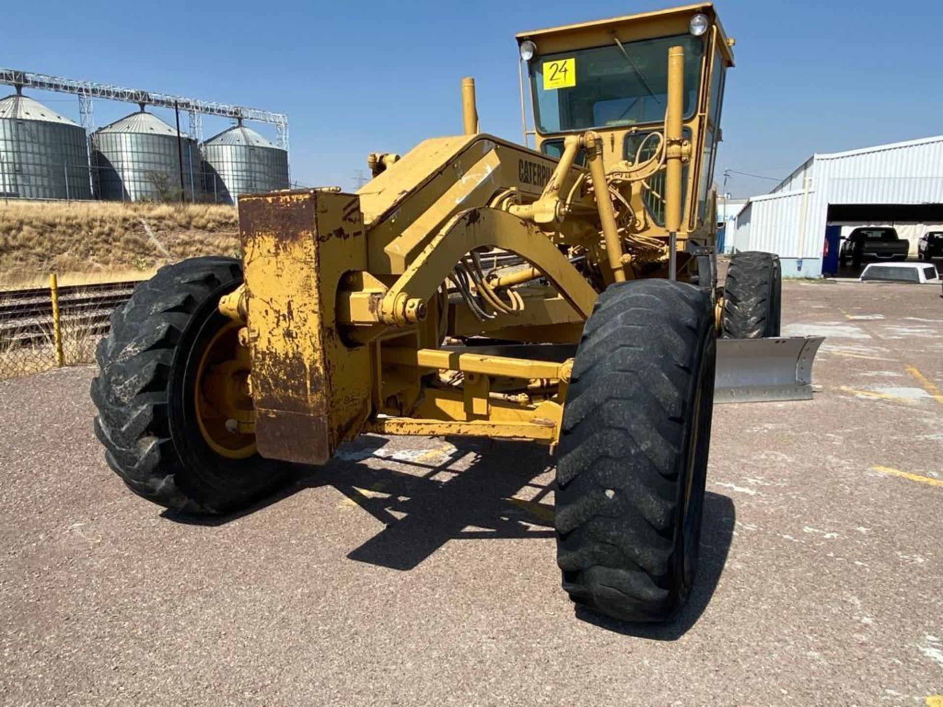 Caterpillar 120G Motor Grader, Serial number 87V09646, Motor number PQ883-2/07Z28983 - Image 5 of 61