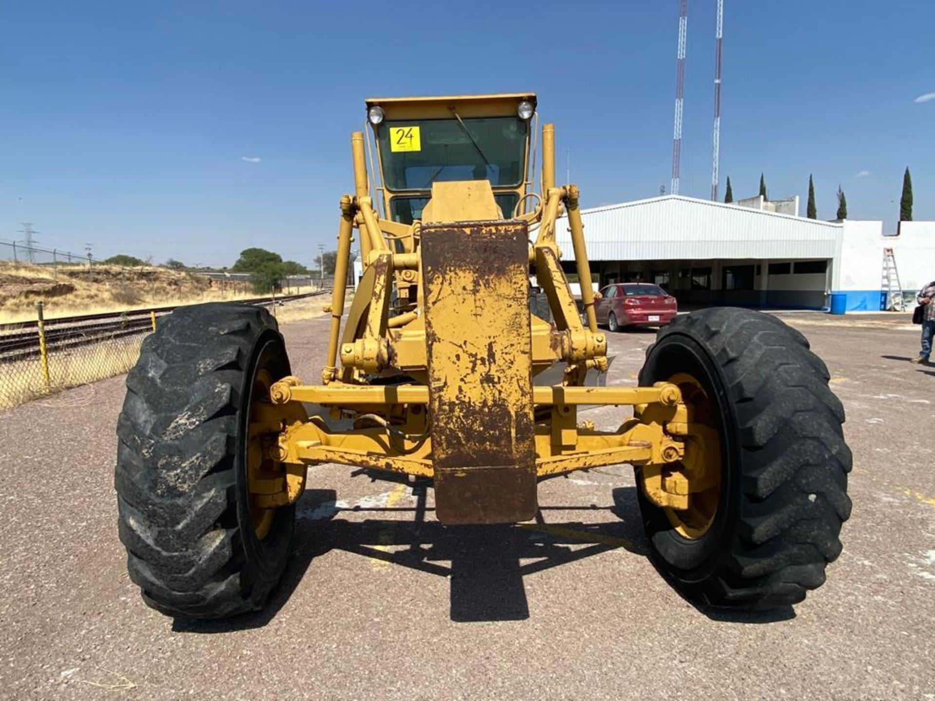 Caterpillar 120G Motor Grader, Serial number 87V09646, Motor number PQ883-2/07Z28983 - Image 4 of 61