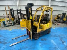 Hyster Forklifts, Model S40FTS, S/N F010V02097P, Year 2016, 3750 lb capacity