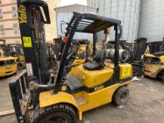 Yale Forklift, Model GLP30MX, S/N D871R01969P, Year 2016, 6000 lb capacity