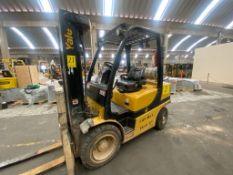 Yale Forklift, Model GLP060VXNDAE087, S/N D875V07985R, Year 2017, 5700 lb capacity