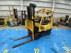 Hyster Forklift, Model S60FT, S/N H187V08134R, Year 2017, 5750 lb capacity