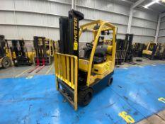 Hyster Forklift, Model S30FT, S/N F010V02472R, Year 2017, 2750 lb capacity