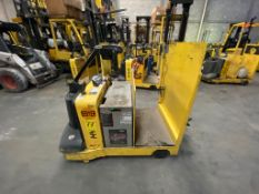 Hyster Electric Tow Tractor, Model T7ZAC, S/N C477N02019R, Year 2017, 2 tons capacity