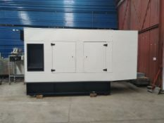Plant with Cummins Motors and Stamford Generator. 150 KW / 188 KVA, 127/220 V, 38 hours, year 2009