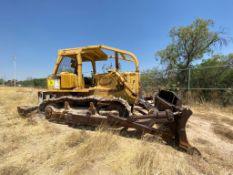 Caterpillar D7G Bulldozer, Serial number 92V5897, Diesel motor, Motor number 3306
