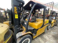 Yale Forklift, Model GDP120VXNHGE086, S/N K813V02007P, Year 2016, 11550 lb capacity