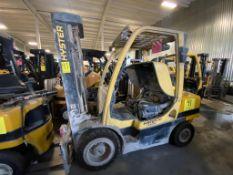 (2) 2014 Hyster Forklifts, Model H70ft, S/N N177v03135m & N177v03119m, 6,750-Lb. Capacity