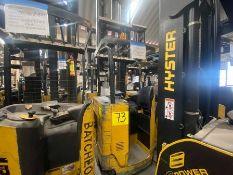 Yale Electric Forklift, Model NDR035EANL36TE157, S/N C861N03079H, Year 2010, 3500 lb capacity
