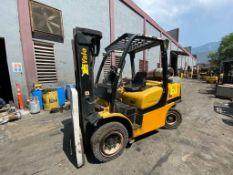 Yale Forklift, Model GLP080VXNEBE090, S/N K813V02438P, Year 2016, 7800 lb capacity