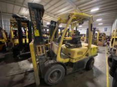 2014 Hyster Forklift, Model H70ft, S/N L177v15572m, 6,750-Lb. Capacity