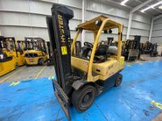 Hyster Forklift, Model H60FT, S/N P177V03468N, Yaer 2015, 5750 lb capacity
