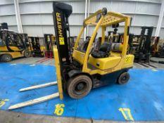 Hyster Forklift, Model H70FT, S/N P177V05815P, Year 2016, 6750 lb capacity
