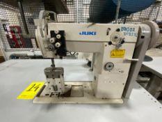 Juki Pole Sewing Machine of two needles, model PLC-1660-7, Serie number 3P0XG01370