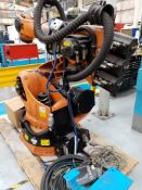 Kuka articulated Robot, Model KR 150, Serie number N/D, year 2003