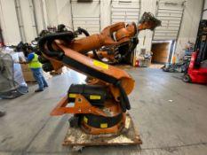 Kuka Articulated Robot, Model 0000107295, type KR 210 2000, year 2005