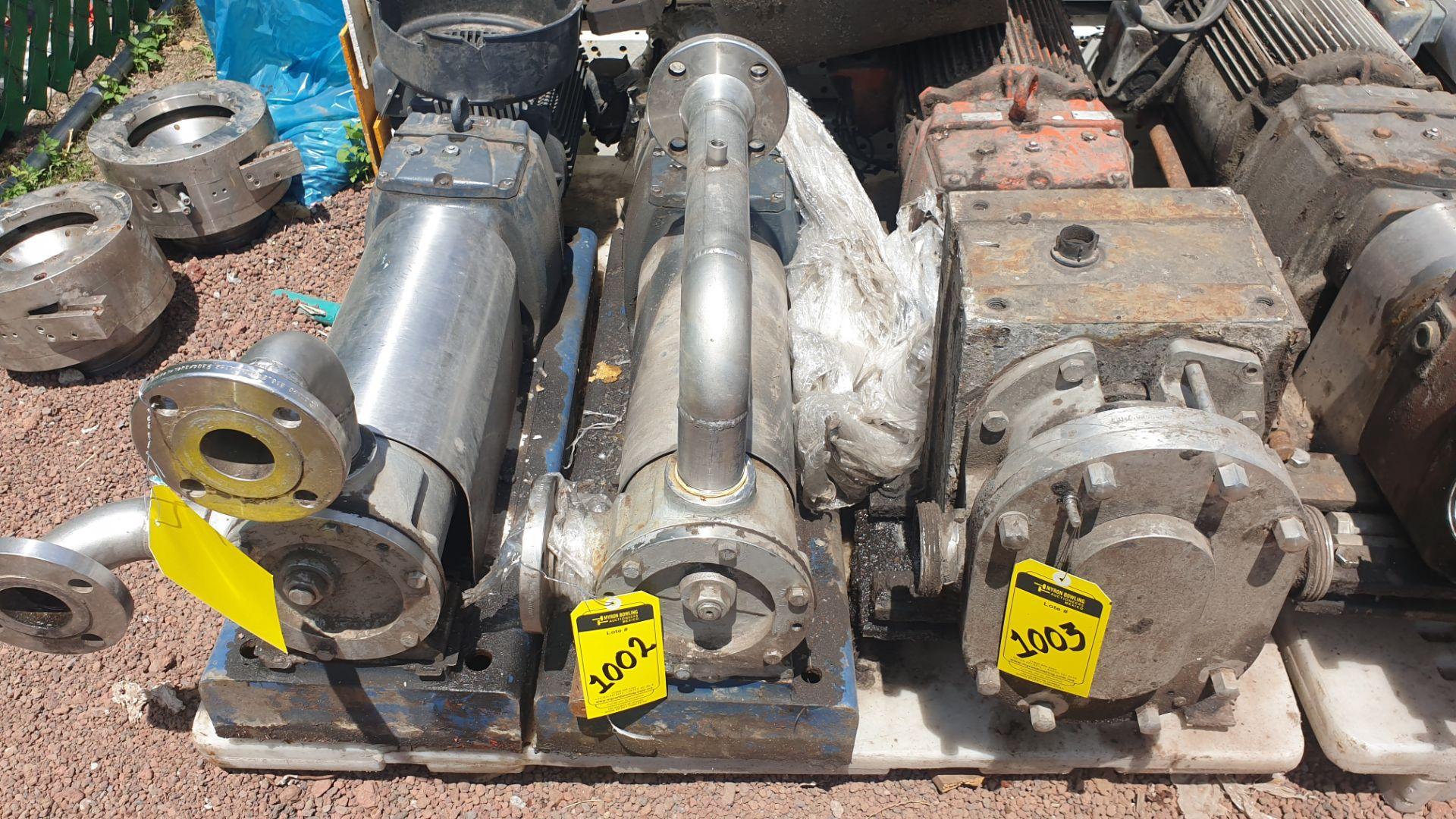Pneumatic pump, includes emerson motor, model 684982 capacity 10Hp 230v - 460v