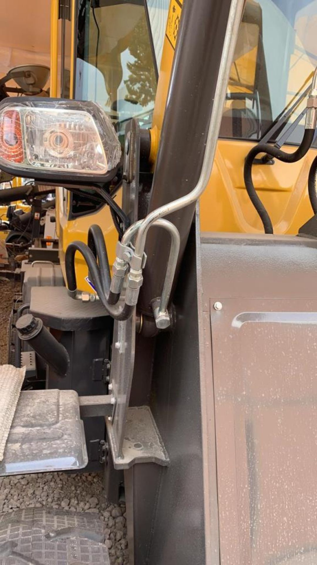 2020 Shang Ding (Wheel Loader) ZL26 Front Loader Serial number 200711437, Loading capacity 1,500 kg - Image 12 of 17