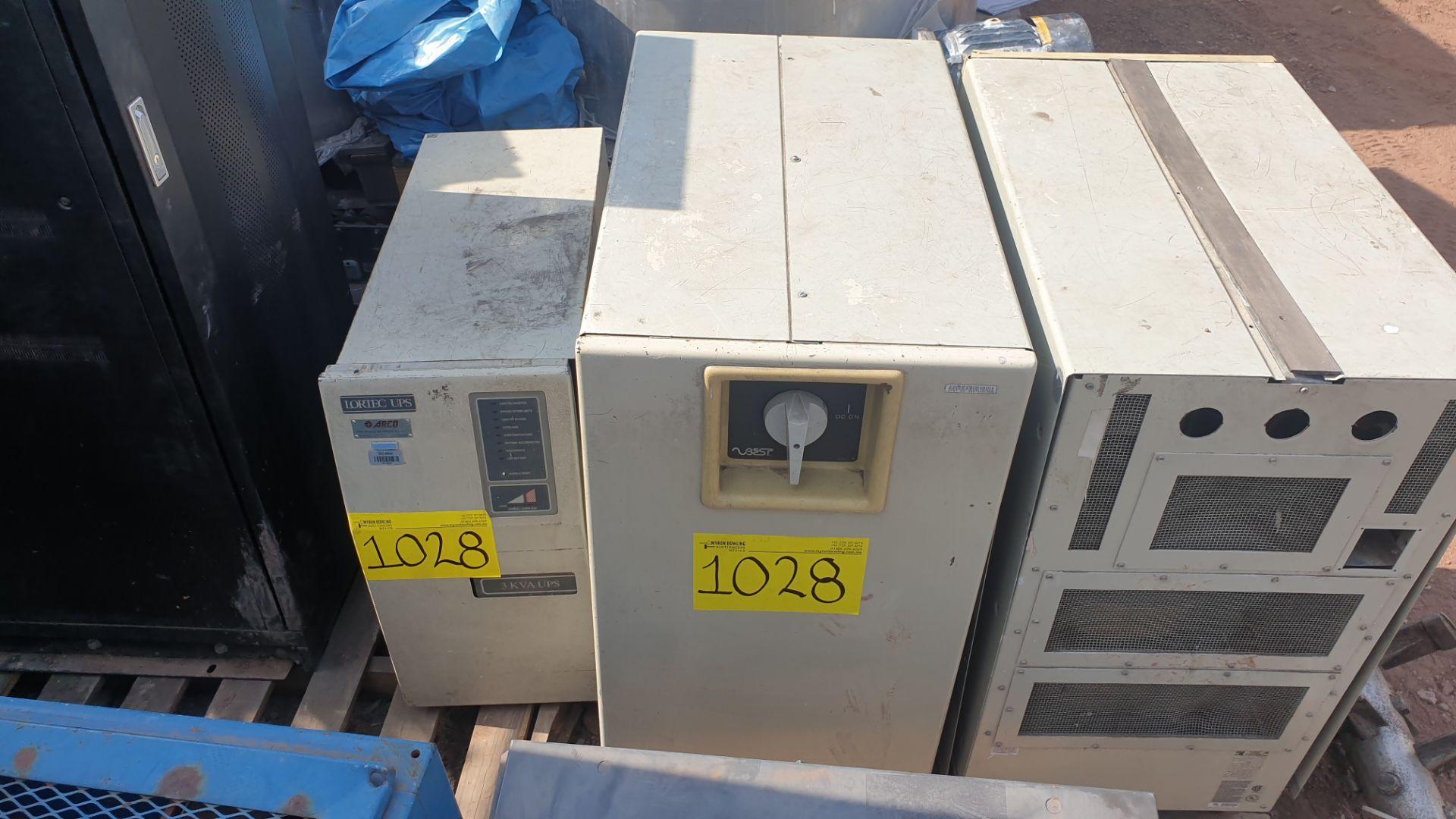 1 Ferrups Power bank system model FD10KVA 208-240V includes Lortec UPS of 3KVA - Image 11 of 11