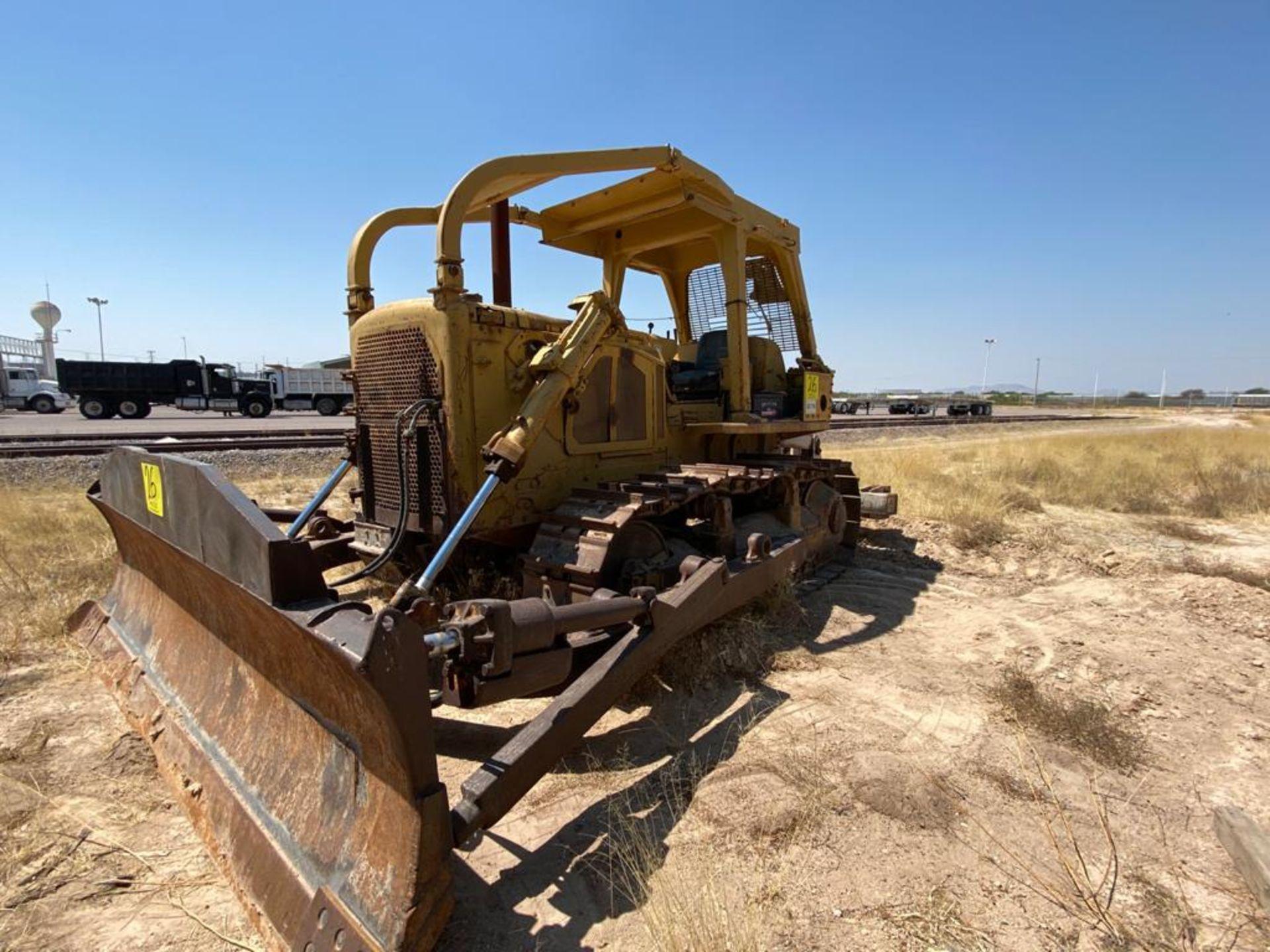 Caterpillar D7G Bulldozer, Serial number 92V5897, Diesel motor - Image 6 of 48