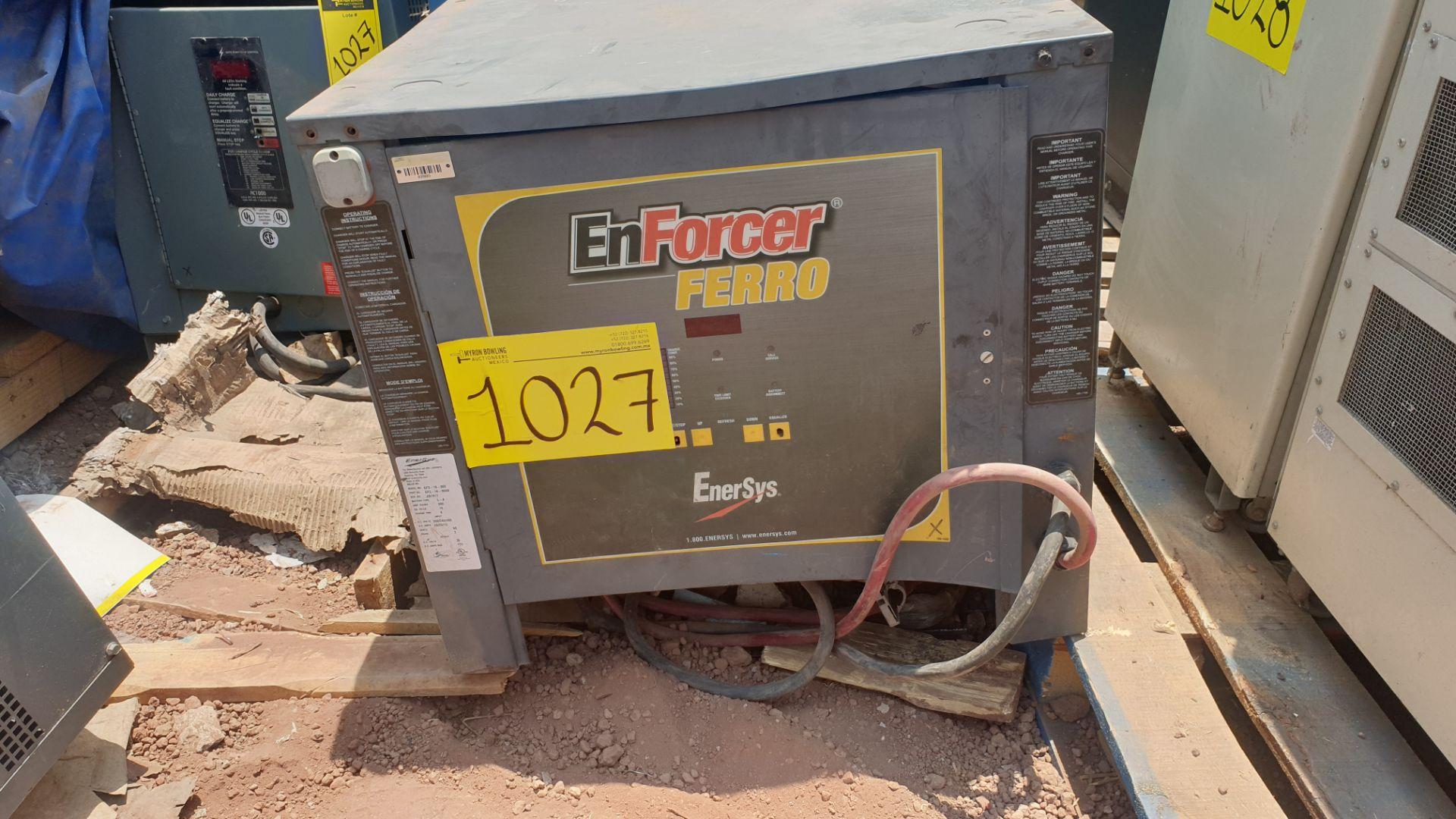 1 Battery-Mate charger, model 1050H3-18C 208/240/480V, 1 Mexide charger model CAS18.3.700 - Image 7 of 9