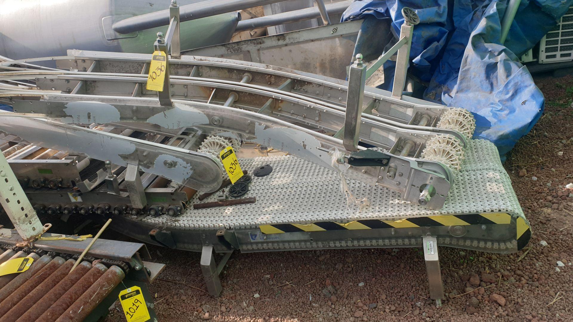 S conveyor belt batch. Please inspect - Image 3 of 9