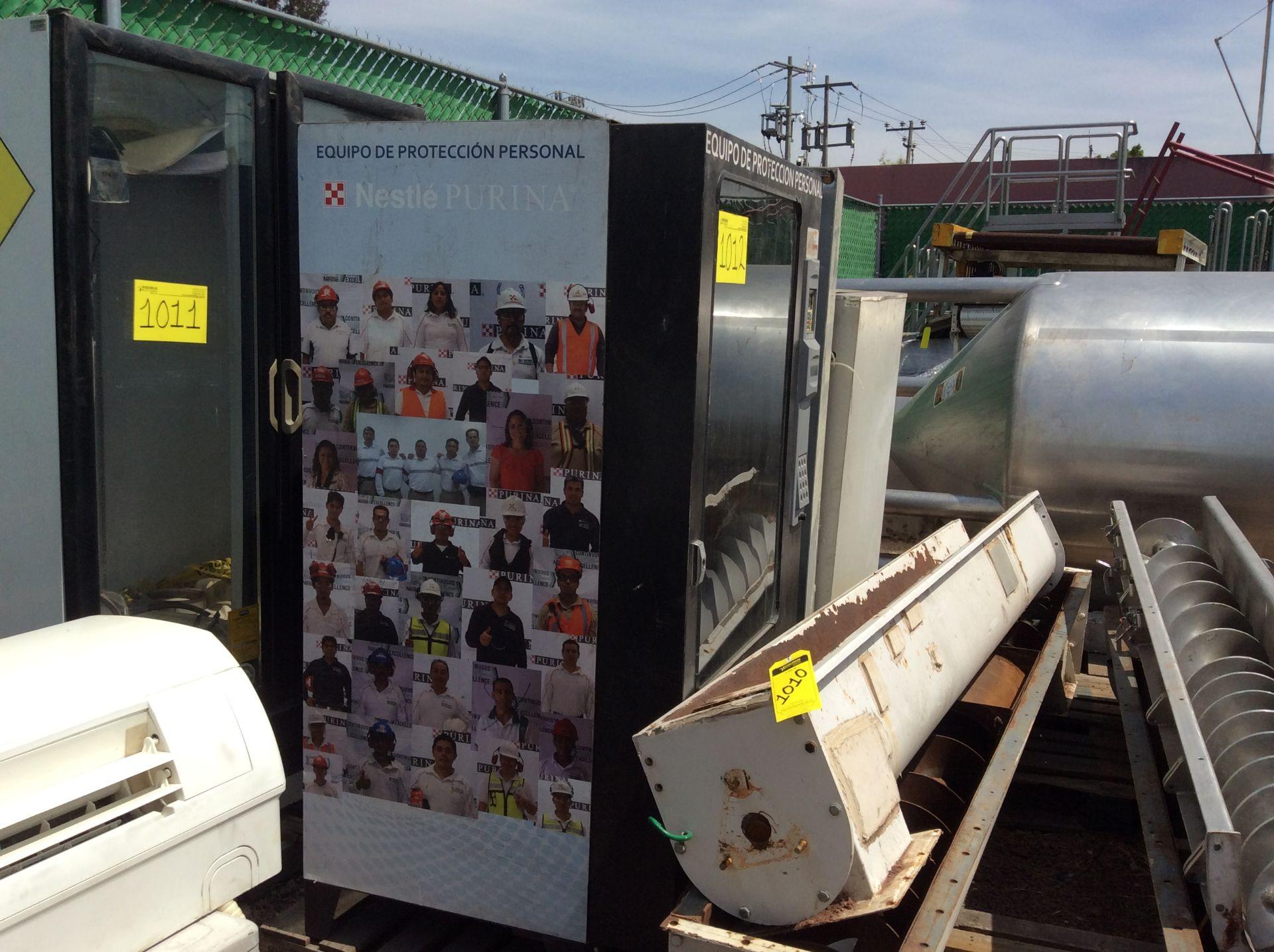 1 AMS Vending machine, 1 Hobart dishwasher - Image 2 of 11