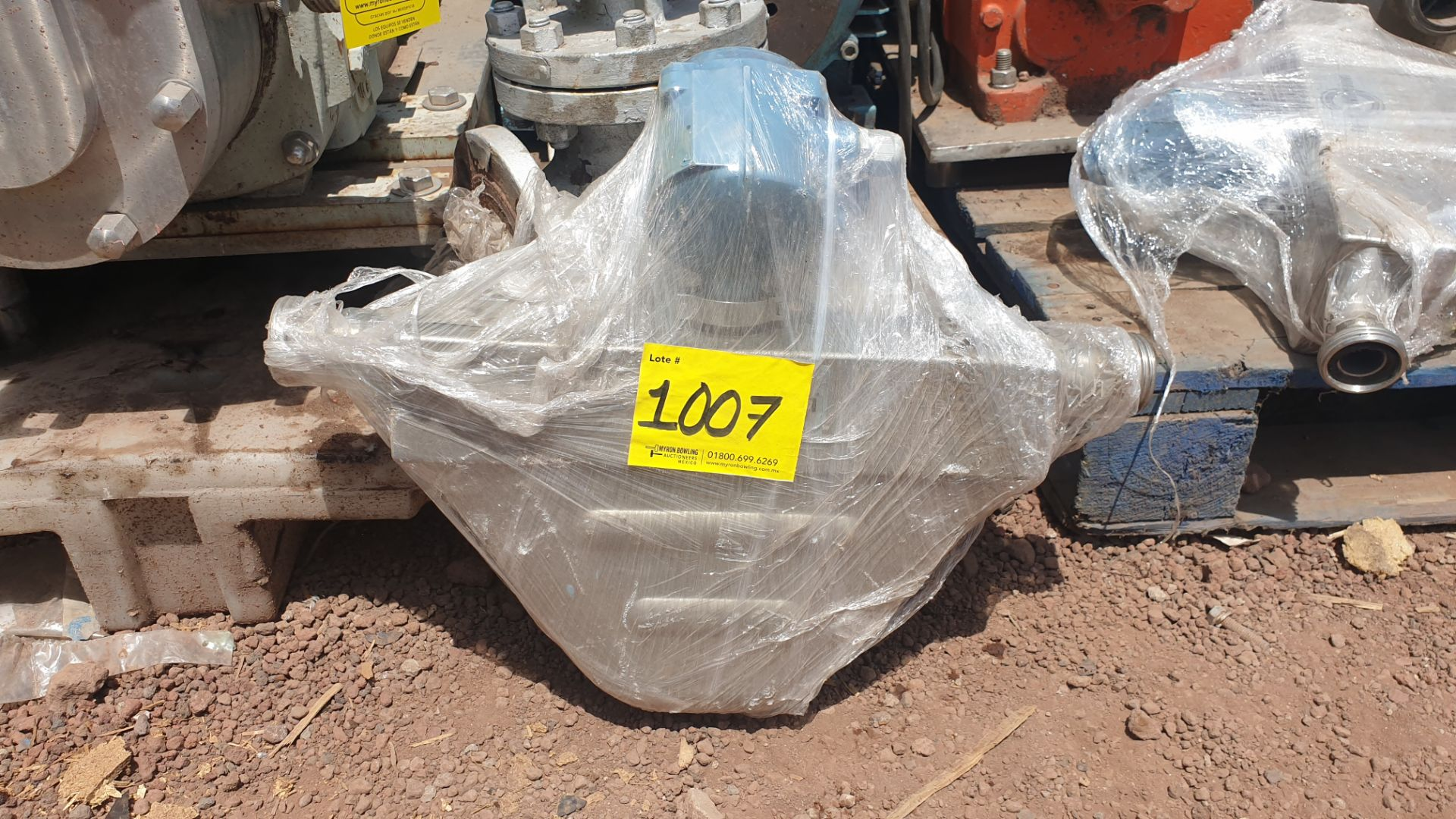 Micromotion Flow meter, model F100S230C2BMSZZZZ NS 14638390 2016 - Image 2 of 9