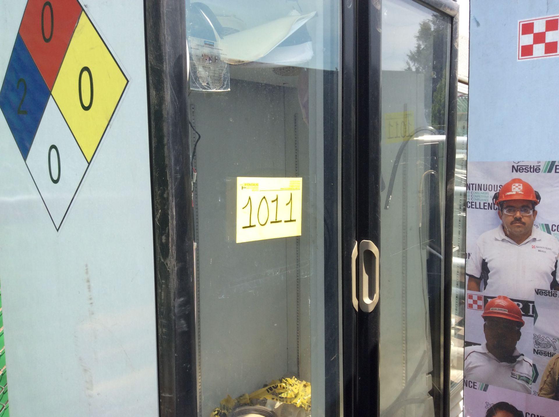 1 Ojeda refrigerator of double glass door model RV2P36 serial number 0636323-34305 120V - Image 4 of 14