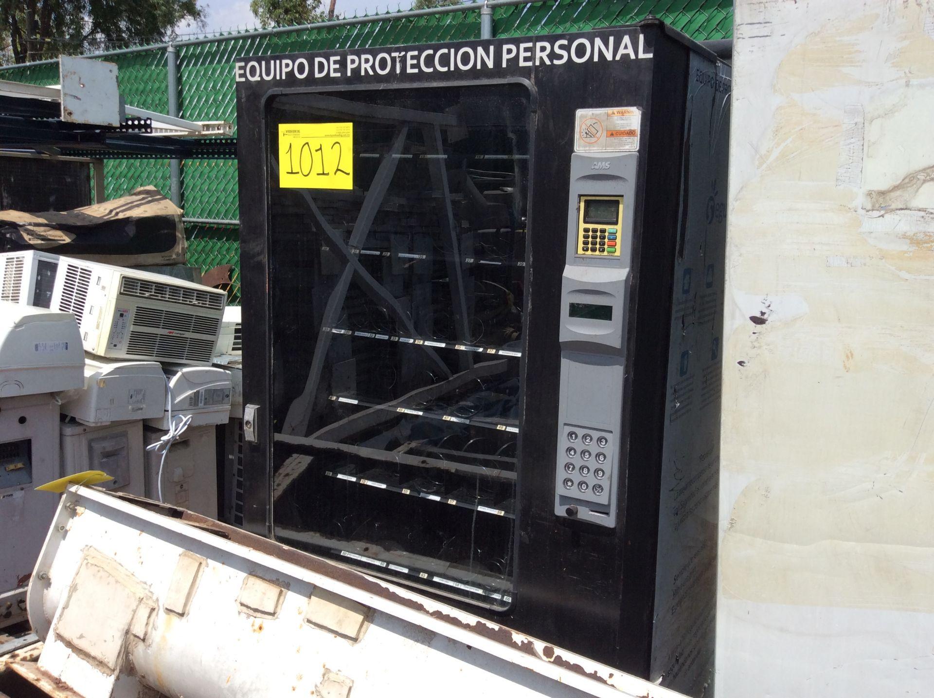 1 AMS Vending machine, 1 Hobart dishwasher - Image 4 of 11