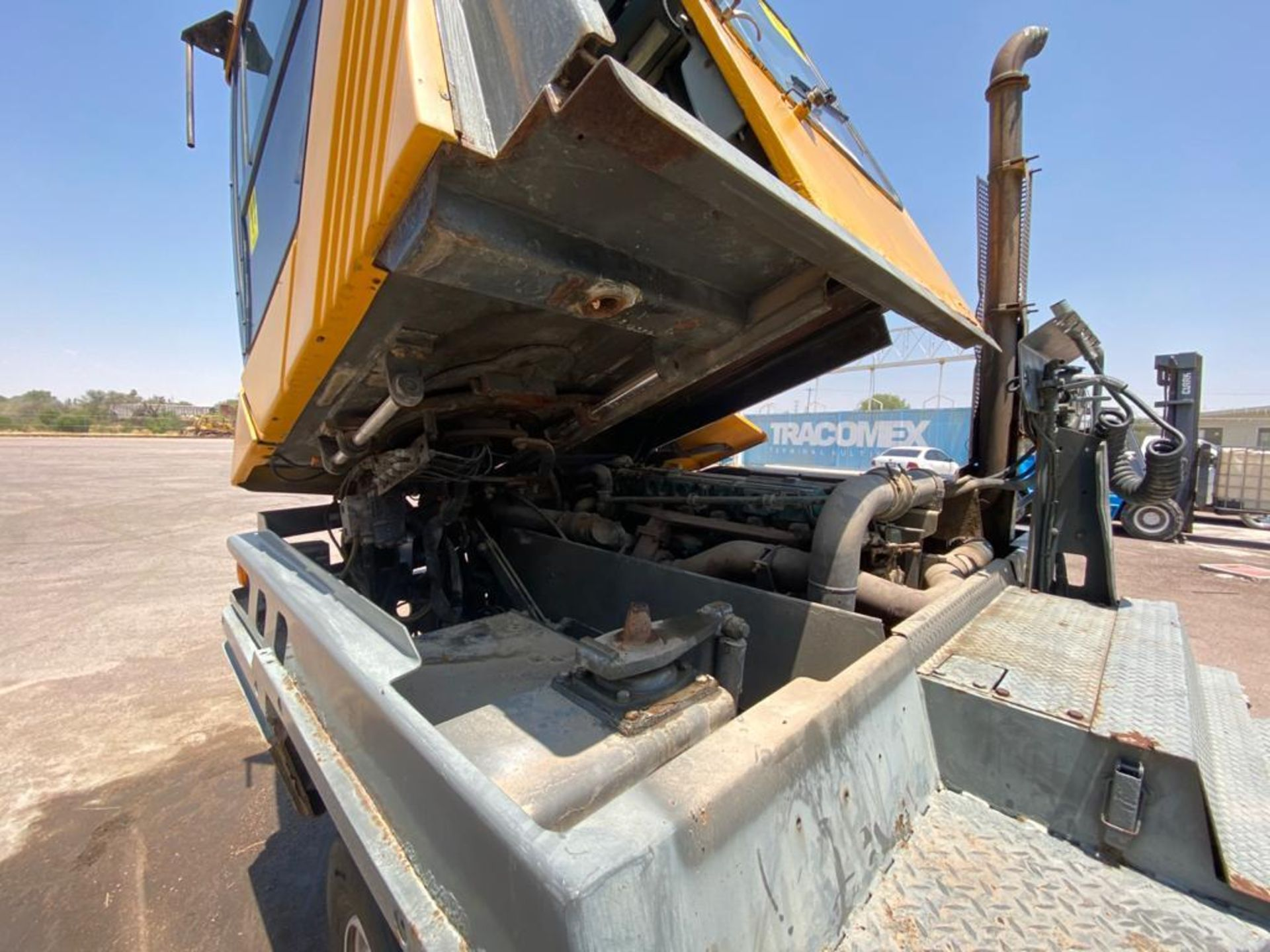 Terberg Capacity 2002 Terminal Tractor, automatic transmission - Image 50 of 57