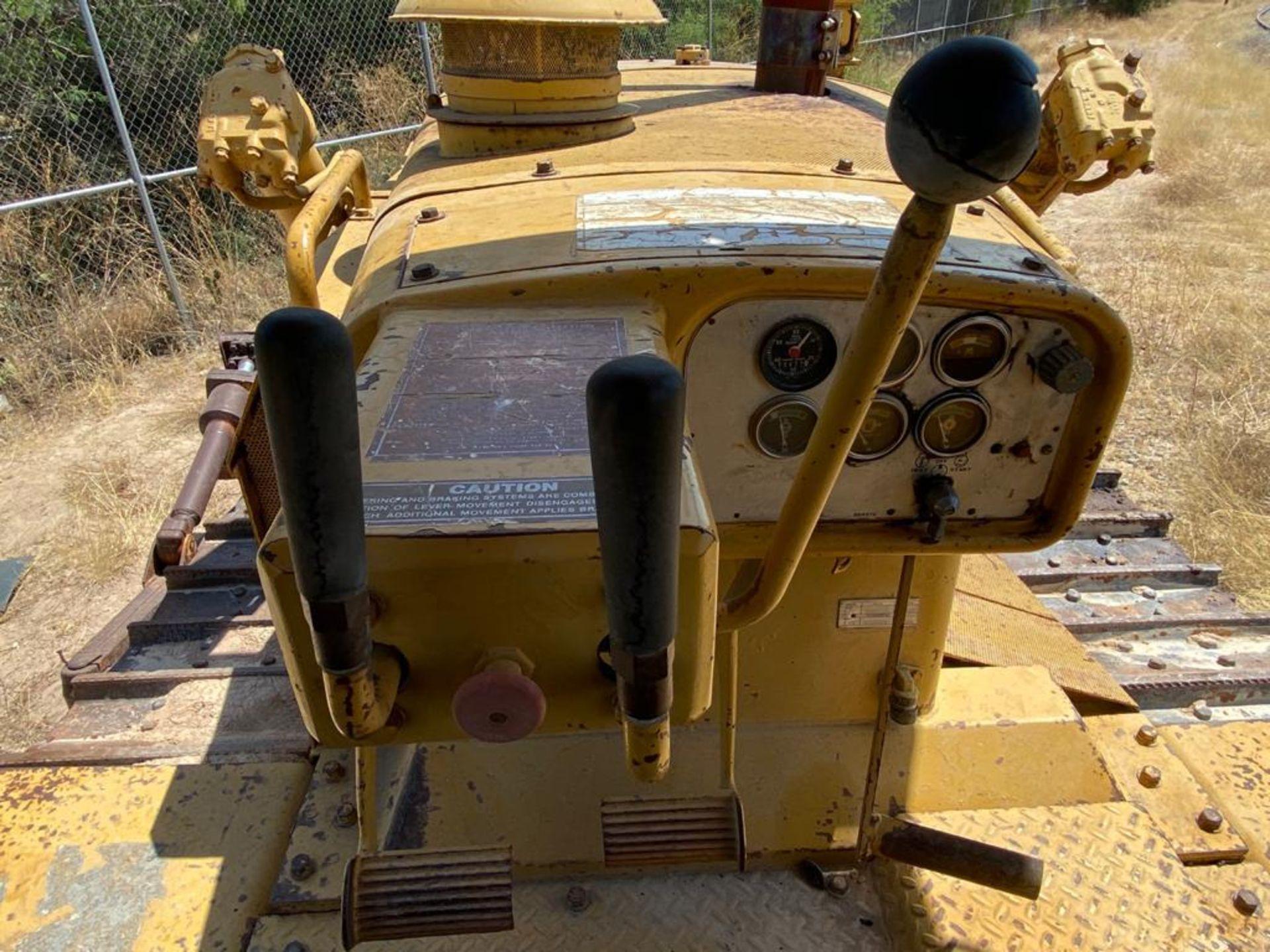 Caterpillar D7G Bulldozer, Serial number 92V5897, Diesel motor - Image 25 of 48