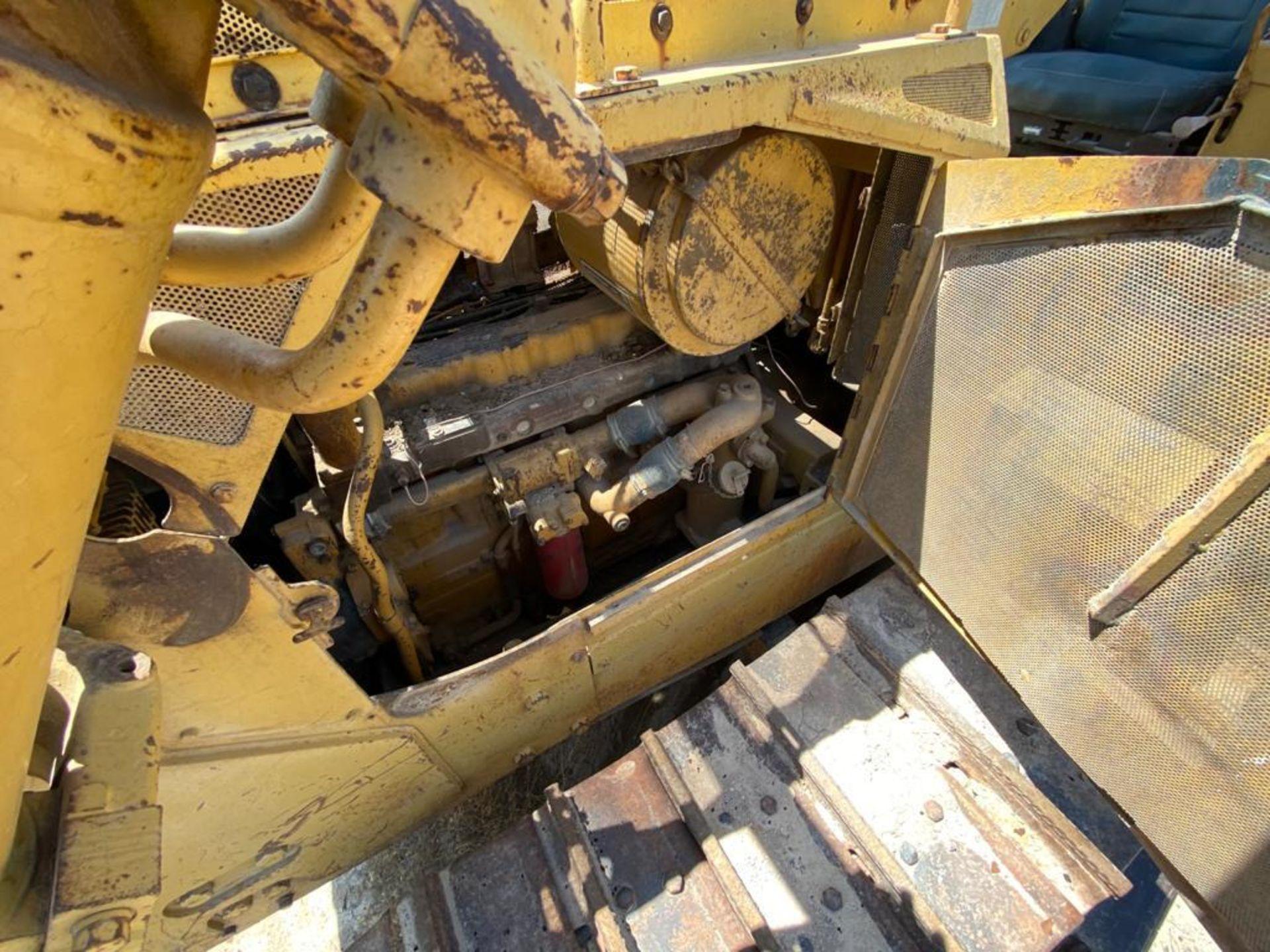 Caterpillar D7G Bulldozer, Serial number 92V5897, Diesel motor - Image 29 of 48