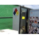 1 Ojeda refrigerator of double glass door model RV2P36 serial number 0636323-34305 120V
