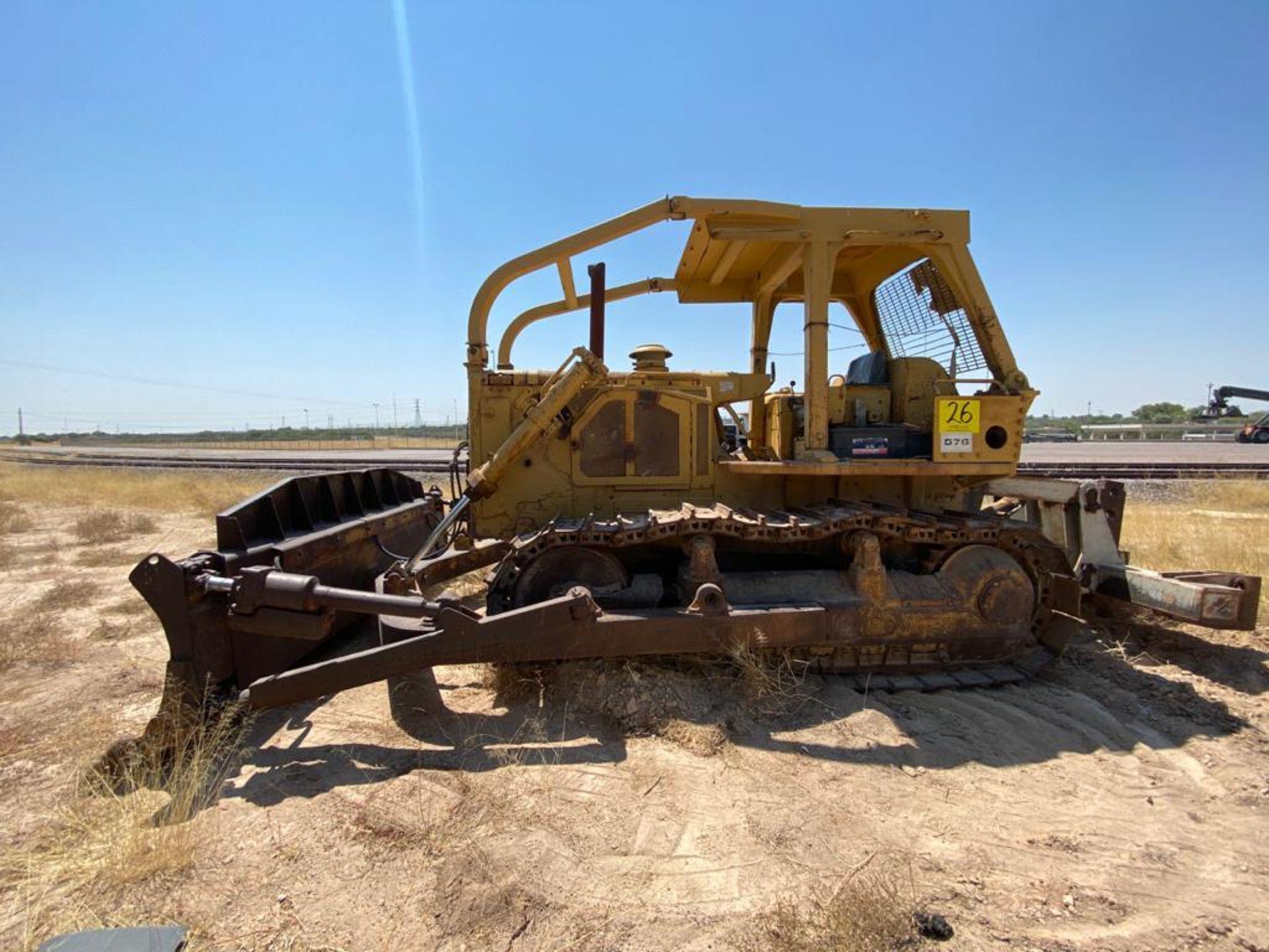 Caterpillar D7G Bulldozer, Serial number 92V5897, Diesel motor - Image 8 of 48