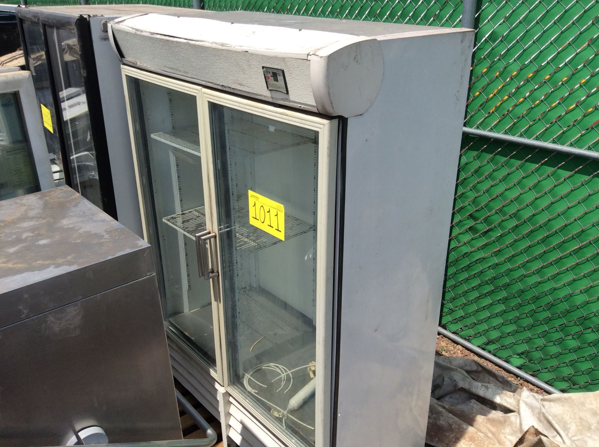 1 Ojeda refrigerator of double glass door model RV2P36 serial number 0636323-34305 120V - Image 8 of 14