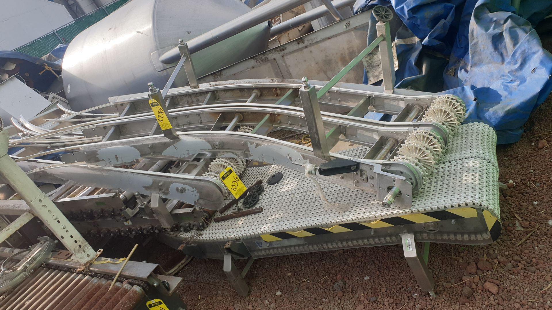 S conveyor belt batch. Please inspect - Image 8 of 9