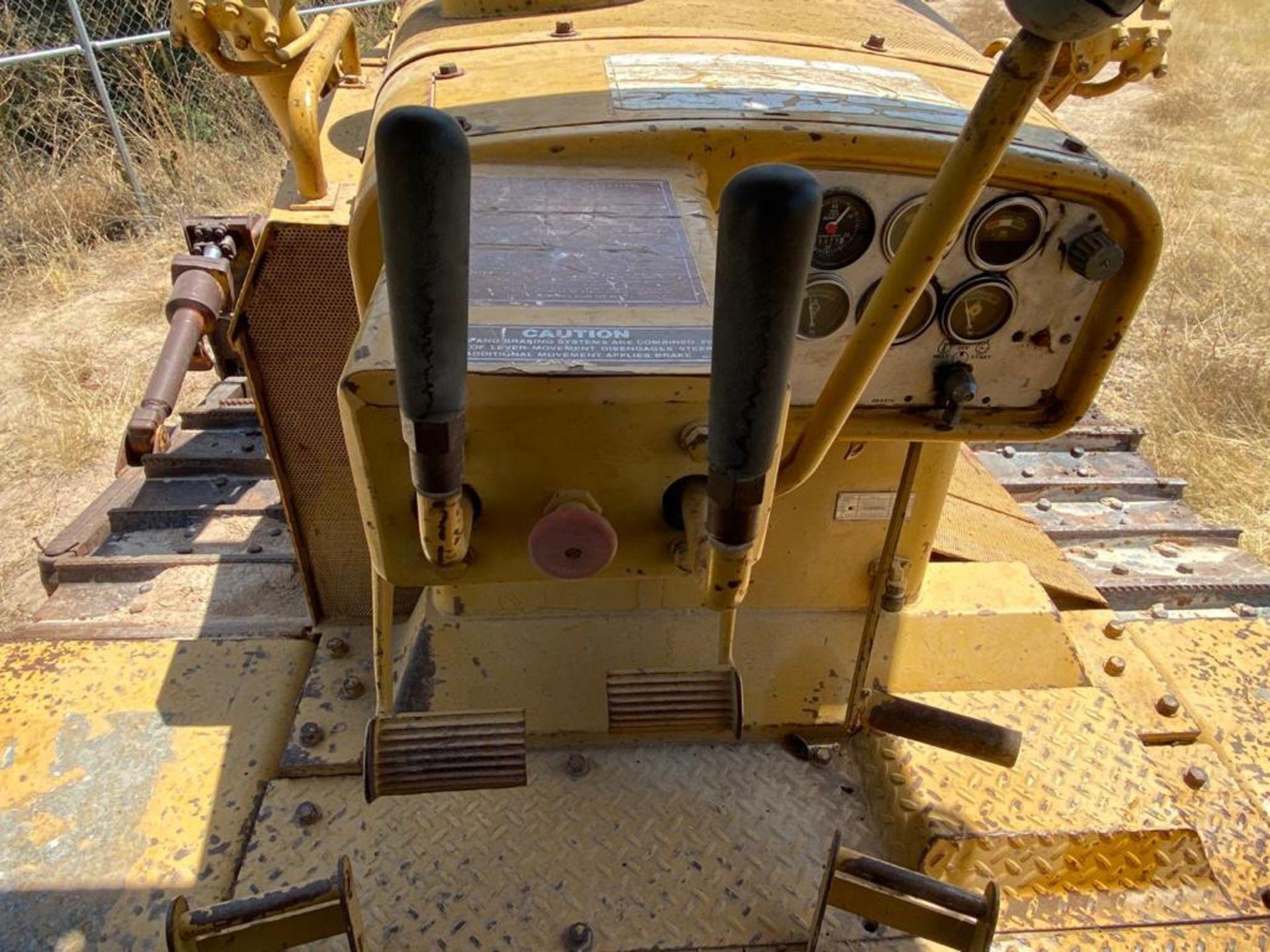 Caterpillar D7G Bulldozer, Serial number 92V5897, Diesel motor - Image 23 of 48