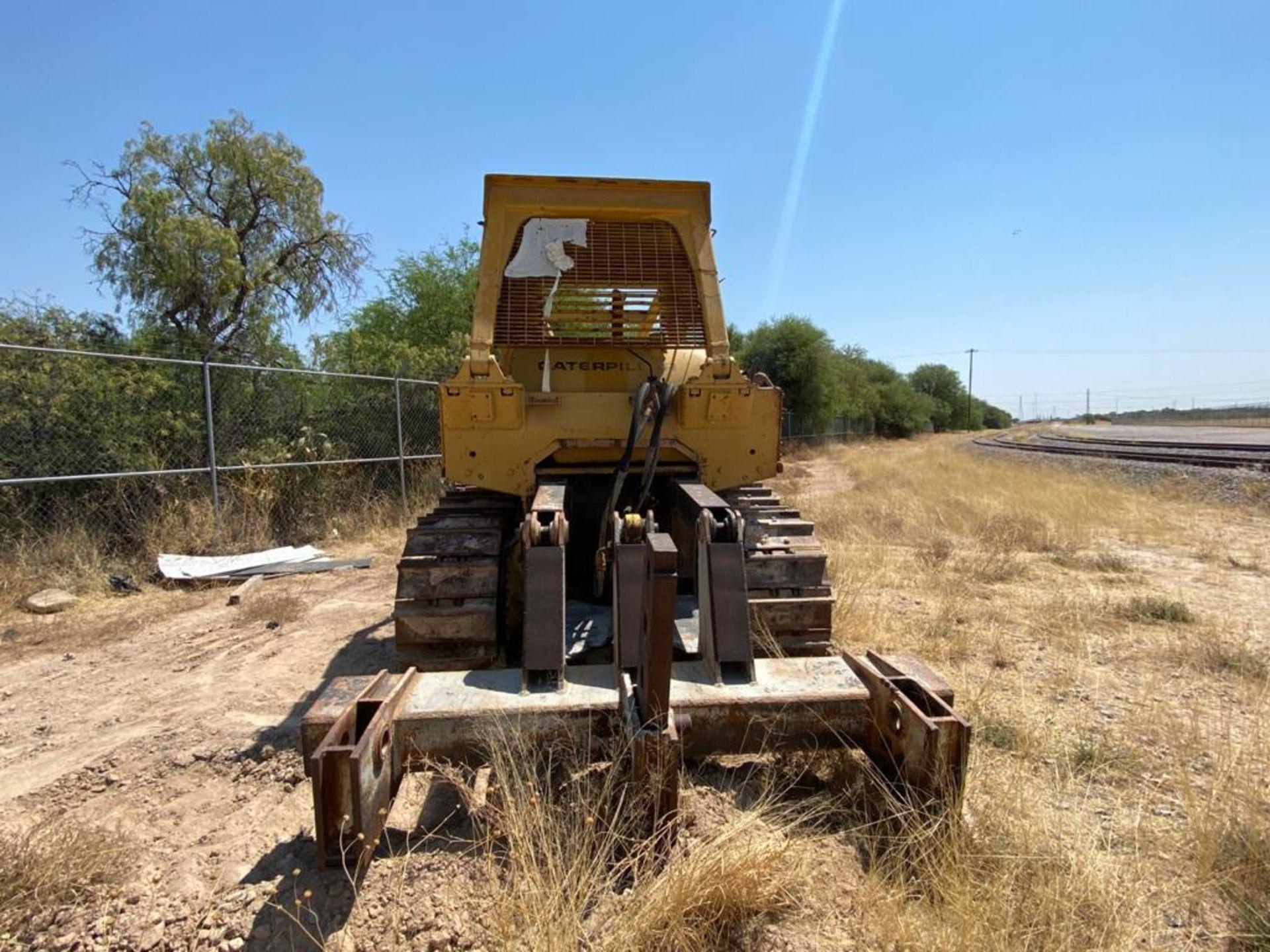 Caterpillar D7G Bulldozer, Serial number 92V5897, Diesel motor - Image 11 of 48