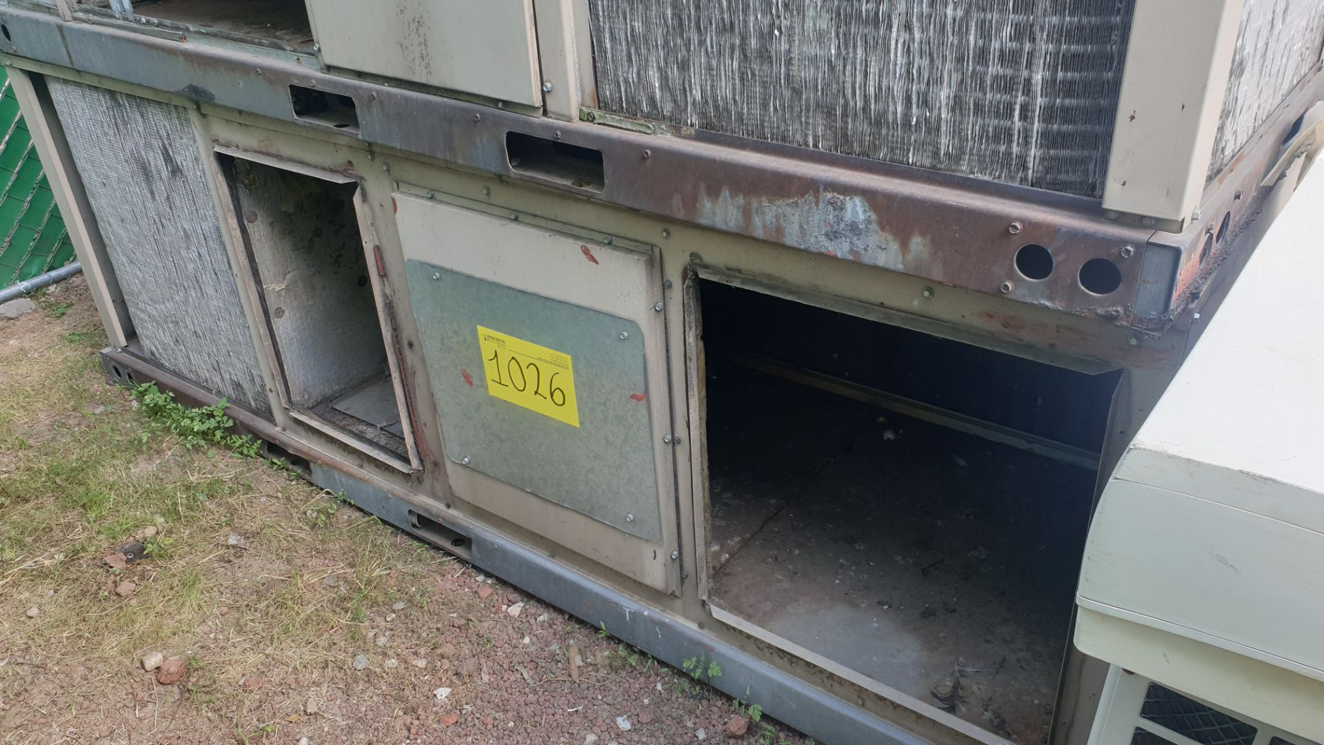 1 York Industrial Condensing unit, model D3CE090A46C n/s NFFM8698 - Image 3 of 6