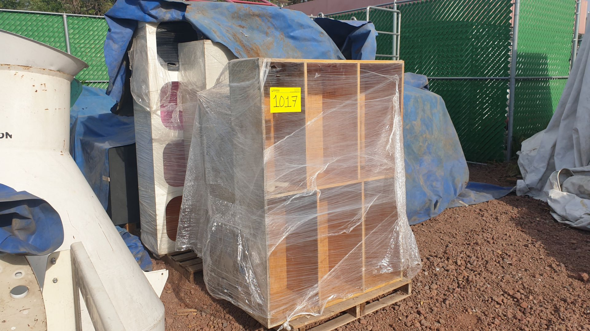 1 Lot of office furniture, includes bookcase, metal file cabinets. Please inspect - Image 8 of 12