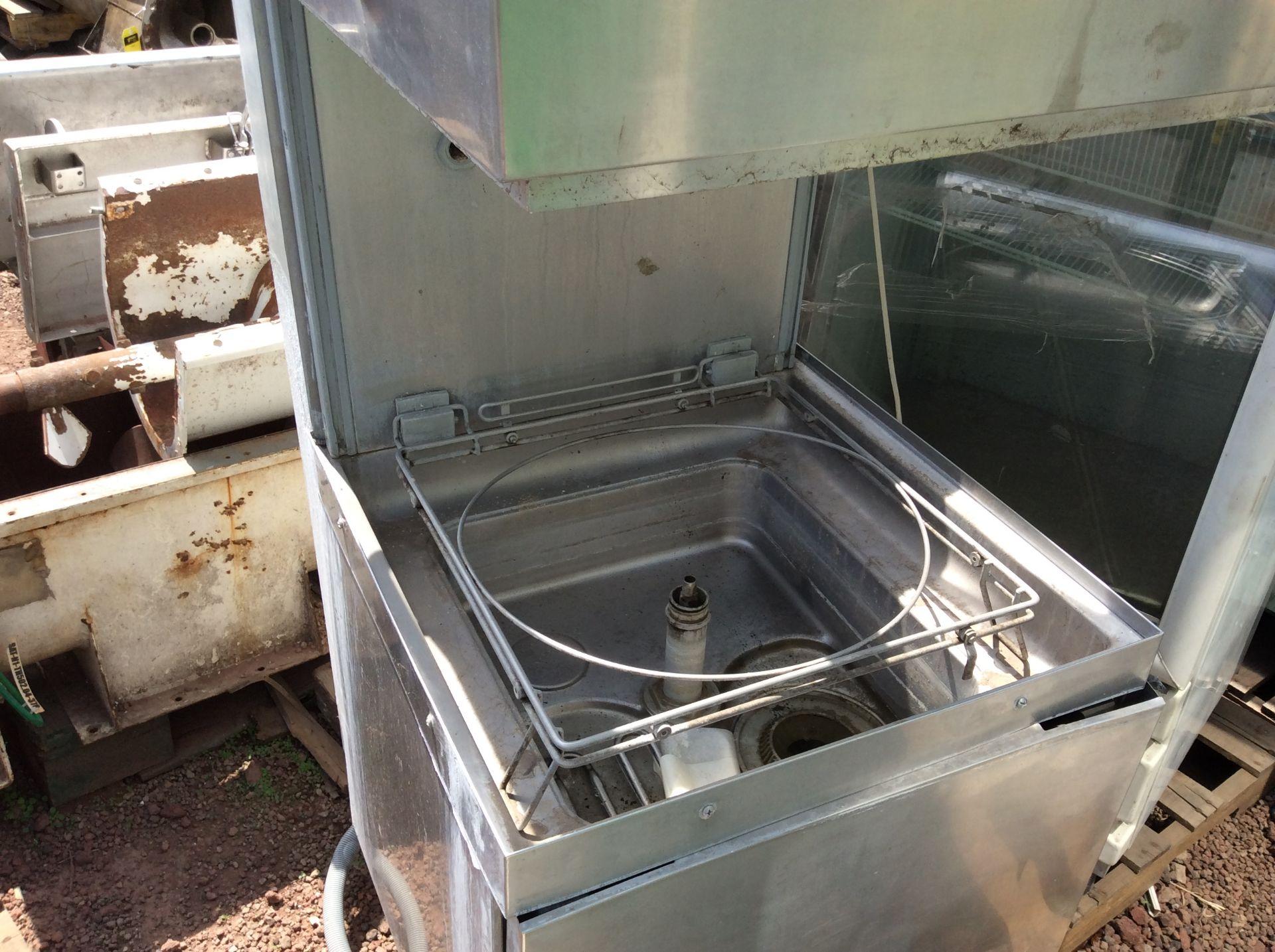 1 AMS Vending machine, 1 Hobart dishwasher - Image 9 of 11